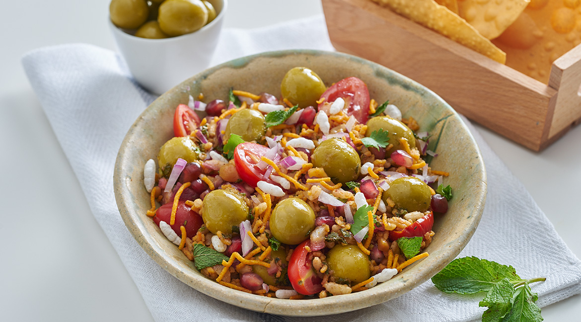 Recipes-Olives from spain